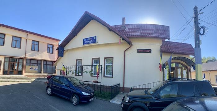 Primaria comunei Pănătău